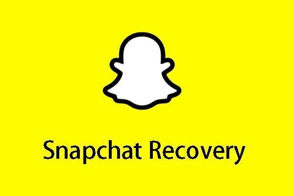 Snapchat Recovery - Telefonlarda Silinmiş Snapchat Anılarını Kurtarma [MiniTool İpuçları]