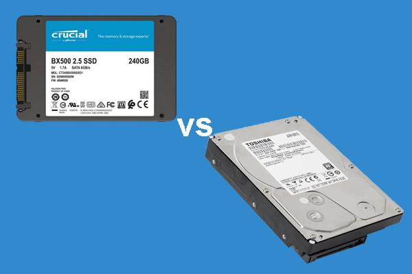2.5 VS 3.5 HDD : 차이점은 무엇이며 어떤 것이 더 낫습니까? [MiniTool 팁]