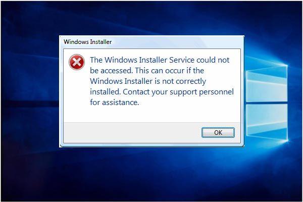 A Windows Installer szolgáltatás 4 legnépszerűbb módja nem érhető el [MiniTool tippek]