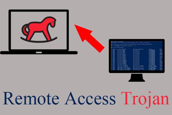 [Tutorial] ¿Qué es un troyano de acceso remoto y cómo detectarlo / eliminarlo? [Sugerencias de MiniTool]