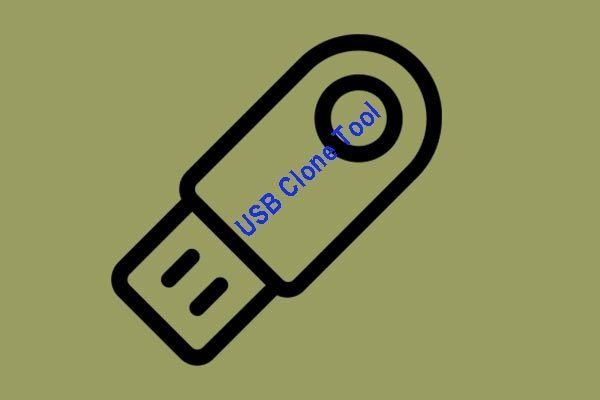 2 parimat USB-klooni tööriista aitavad USB-draivi kloonida ilma andmekaota [MiniTooli näpunäited]