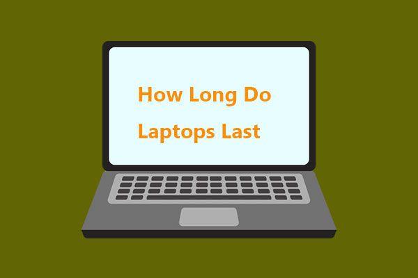 Колико трају преносни рачунари? Када набавити нови лаптоп? [МиниТоол савети]