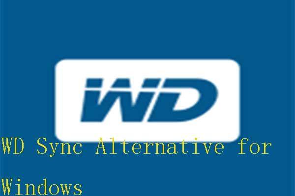 Le migliori alternative software WD Sync gratuite per Windows 10/8/7 [Suggerimenti per MiniTool]