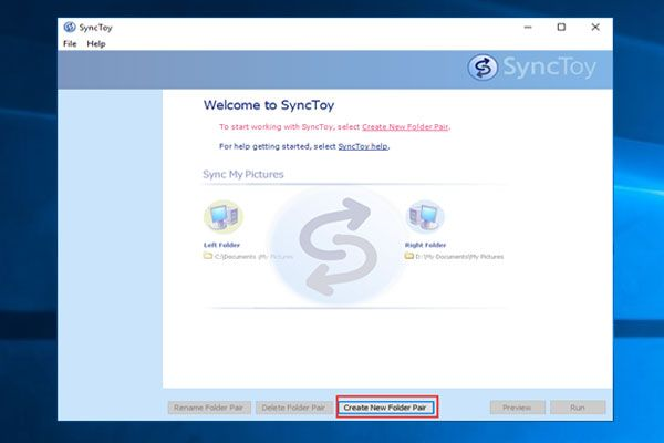 Hogyan kell használni a SyncToy Windows 10 programot a fájlszinkronizáláshoz? Itt vannak részletek! [MiniTool tippek]