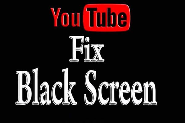 Ärge muretsege, siin on 8 lahendust YouTube'i mustale ekraanile [MiniTooli näpunäited]