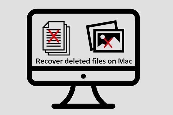 [SOLUCIONADO] Cómo recuperar archivos borrados en Mac | Guía completa [Consejos de MiniTool]