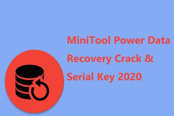 MiniTooli toite andmete taastamise krakk ja jadavõti 2021 [MiniTooli näpunäited]