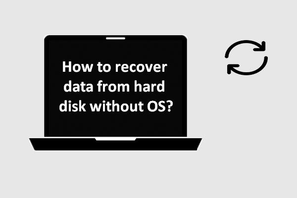 Adatok helyreállítása merevlemezről operációs rendszer nélkül - Elemzés és tippek [MiniTool tippek]