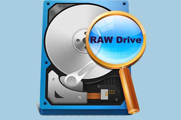 কীভাবে RAW ফাইল সিস্টেম / RAW পার্টিশন / RAW ড্রাইভ থেকে তথ্য পুনরুদ্ধার করবেন [মিনিটুল টিপস]
