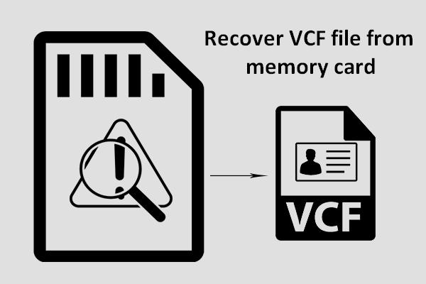 Teile on pakutud kõige vingem tööriist VCF-failide taastamiseks [MiniTooli näpunäited]