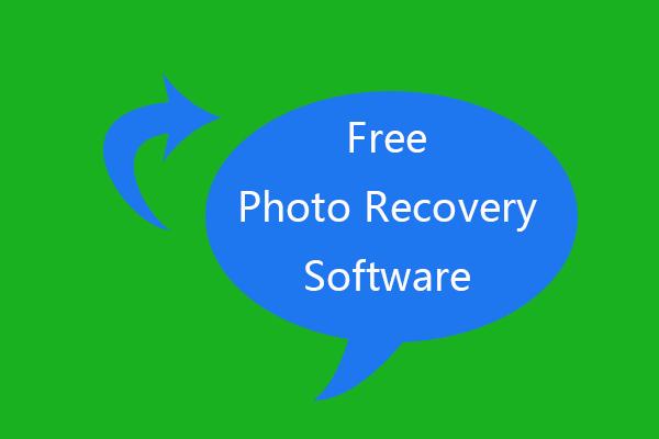 5 El mejor software gratuito de recuperación de fotos para recuperar fotos borradas [Consejos de MiniTool]