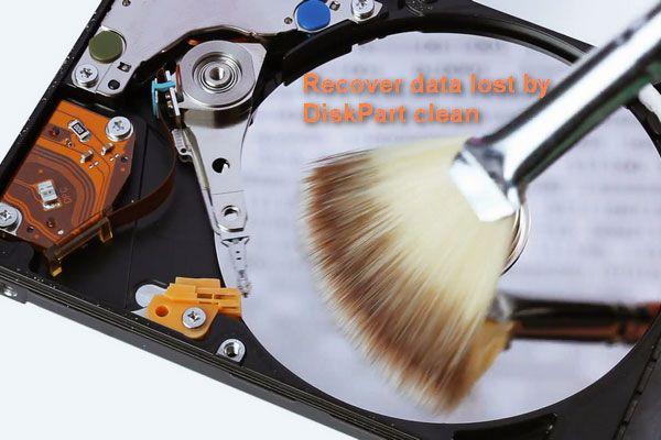 Az elveszett adatok helyreállítása a DiskPart Clean segítségével - Teljes útmutató [MiniTool tippek]