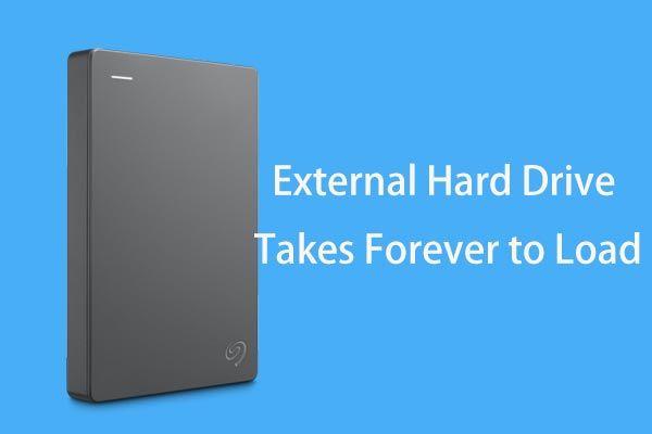 Väline kõvaketas võtab alati laadimist? Hankige kasulikke lahendusi! [MiniTooli näpunäited]
