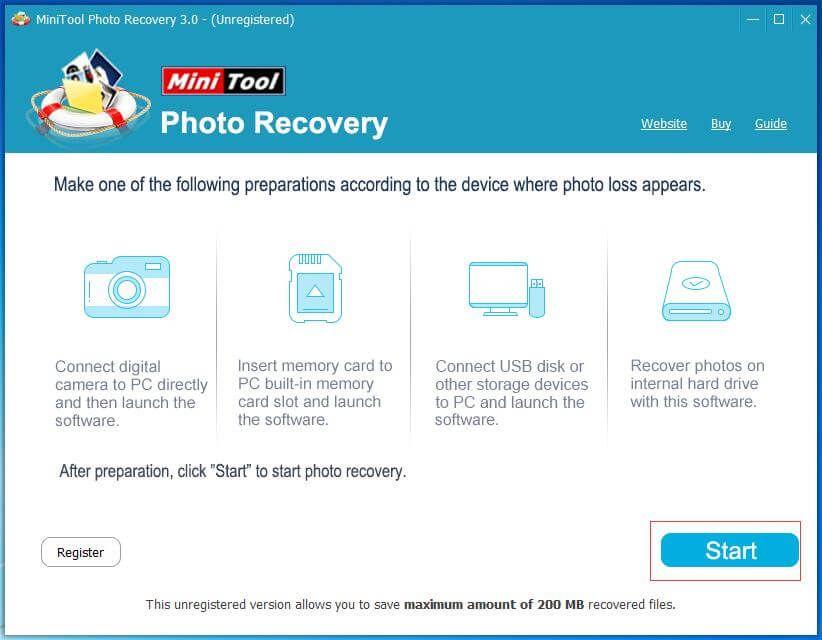 Cómo recuperar fotos de la tarjeta de memoria de la cámara digital [CORREGIDO] [Sugerencias de MiniTool]