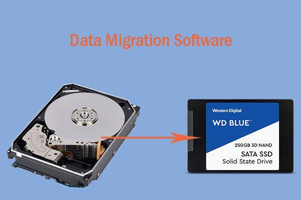 A legjobb 10 legjobb adatmigrációs szoftver: HDD, SSD és OS klón [MiniTool tippek]