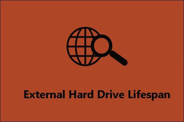 Välise kõvaketta eluiga: kuidas seda pikendada [MiniTooli näpunäited]