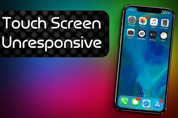 A tela de toque do iPhone não funciona? Veja como consertar [dicas do MiniTool]