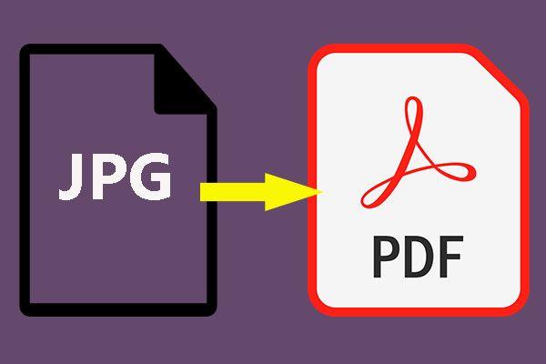 2 metode za pretvaranje snimke zaslona u PDF u sustavu Windows 10 [MiniTool News]