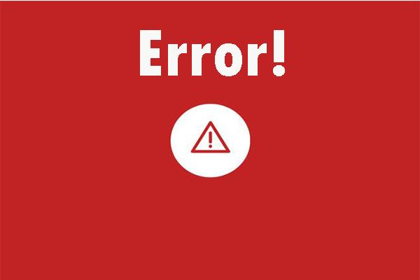 """6 metodes, kā novērst kļūdu """"Shellexecuteex Failed"""" sistēmā Windows [MiniTool News]"""