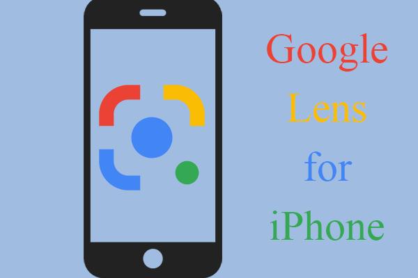 [Vodič] Google objektiv za iPhone na Google aplikaciji / Google fotografijama [MiniTool News]