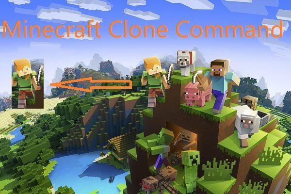 [Eğitim] Minecraft Klon Komutu: Nedir ve Nasıl Kullanılır? [MiniAraç Haberleri]