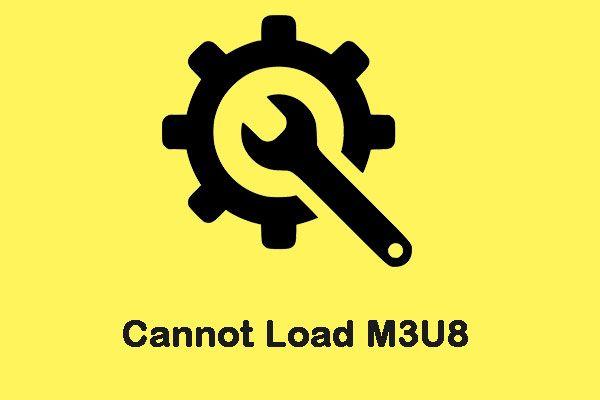 Como corrigir não é possível carregar M3U8: acesso cruzado negado [MiniTool News]