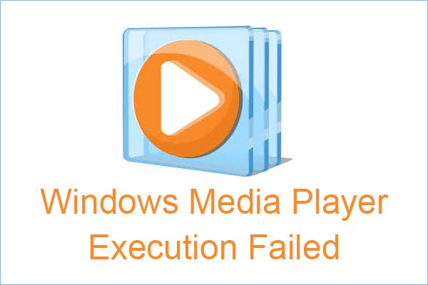 Windows Media Playeri serveri käivitamine ebaõnnestus? Proovige neid meetodeid [MiniTooli uudised]