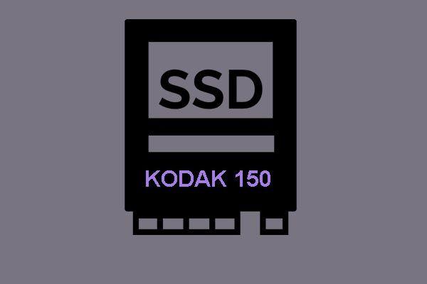 Itt található a KODAK 150-es sorozatú félvezető-meghajtó áttekintése [MiniTool News]