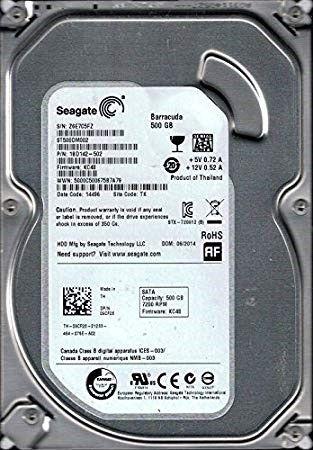 Un disco duro popular de Seagate de 500 GB: ST500DM002-1BD142 [MiniTool Wiki]