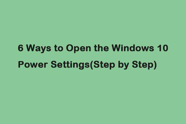 Minimální stav procesoru Windows 10: 5%, 0%, 1%, 100% nebo 99% [MiniTool Wiki]