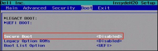 ¿Qué es el arranque seguro? ¿Cómo habilitarlo y deshabilitarlo en Windows? [Wiki de MiniTool]