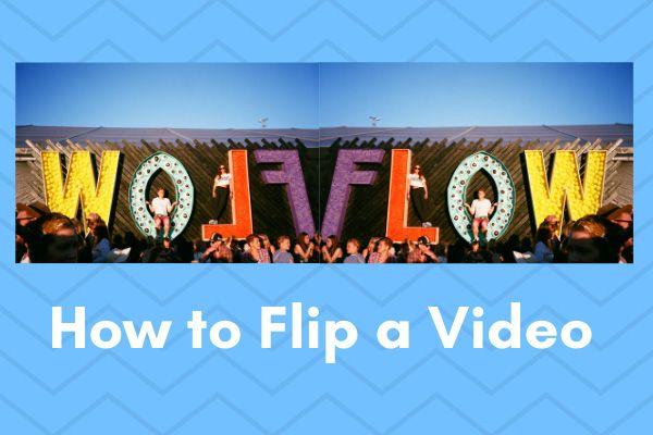 Cómo voltear un video en la computadora y el teléfono