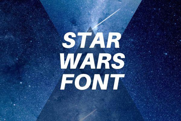 5 obligāti izmēģināmie bezmaksas Zvaigžņu karu fonti + 2 fontu ģeneratori