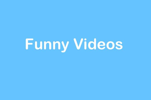 Los 5 mejores videos divertidos en 2020 y cómo hacer videos divertidos