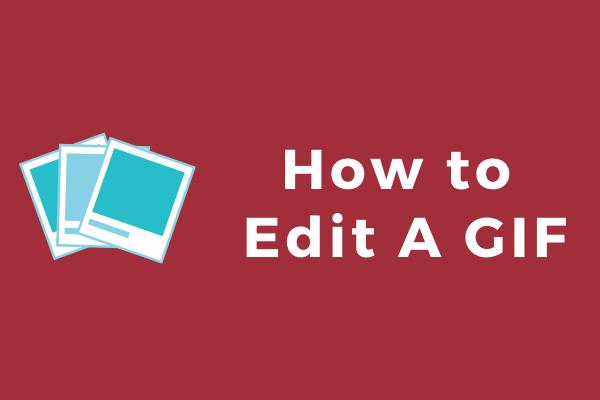 Kuidas muuta GIF-i kiiresti ja lihtsalt (samm-sammult juhend)