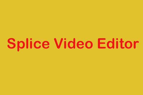 2021 Top 7 ingyenes Splice videó szerkesztő PC-hez