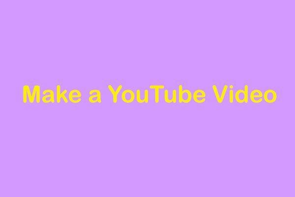 4 Langkah Mudah Membuat Video YouTube dengan Gambar