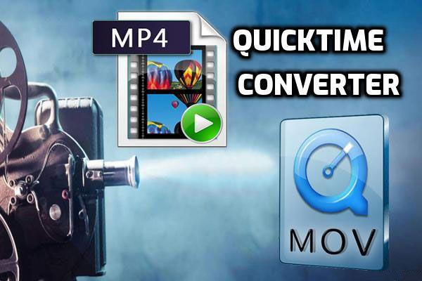 QuickTime Converter: Muunna MP4 helposti MOV: ksi ja päinvastoin