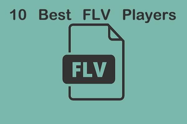 Kümme parimat FLV-mängijat - kuidas mängida FLV-faile