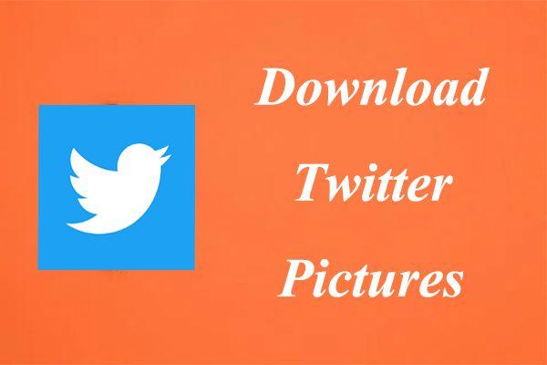 Resuelto - Cómo descargar imágenes de Twitter fácilmente