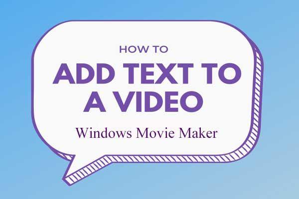 Como adicionar texto ao vídeo no Windows Movie Maker (maneira fácil)