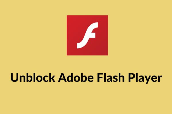 Como desbloquear Adobe Flash Player (Chrome / Firefox / Edge / IE / Safari)