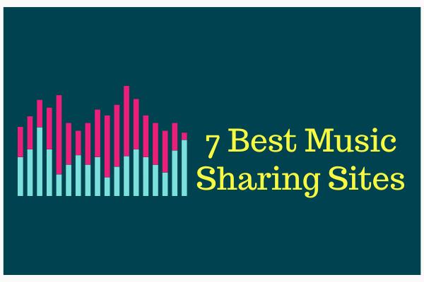 7 legjobb ingyenes zenemegosztó webhely a zene népszerűsítéséhez