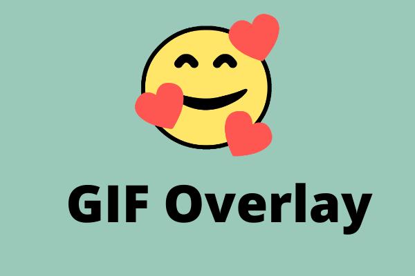 2 lihtsat viisi GIF-ülekatte lisamiseks videole ja pildile