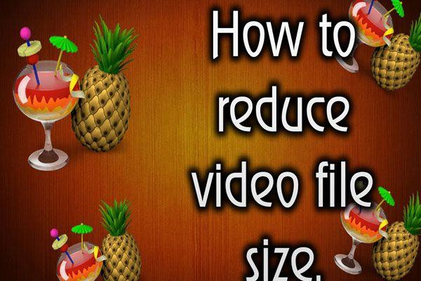 Windows / Mac / Android / iOS'ta Video Dosyası Boyutlarını Sıkıştırın