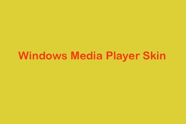 ونڈوز میڈیا پلیئر کھالیں - جلد کو تبدیل کریں
