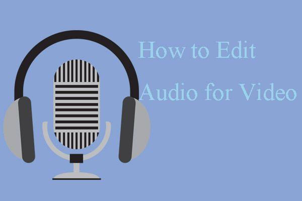 Kuidas muuta video heli - 3 praktilist oskust