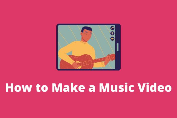 Lahendatud - kuidas ise muusikavideot teha