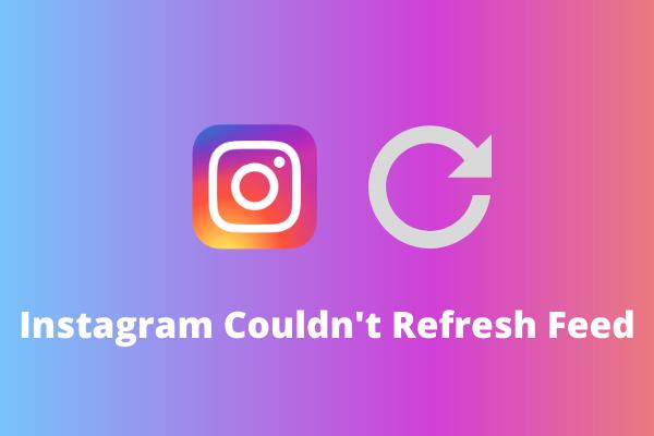 Rozwiązany - jak naprawić Instagram nie może odświeżyć kanału