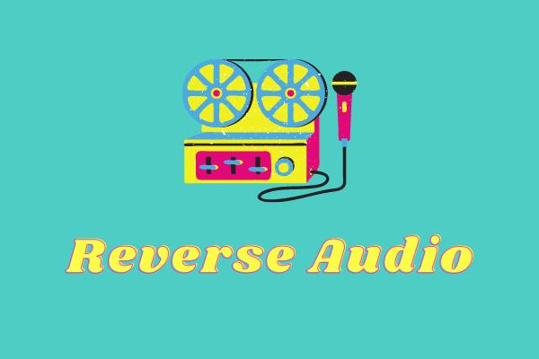 Como reverter áudio com facilidade e rapidez